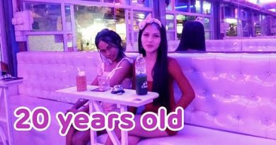Ladyboy bars on Pattaya Soi Buakhao in August 2020