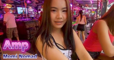 [Pattaya]Amp in Oh Bar on Aug.18 (Part 12), Interview & Pool & Video games