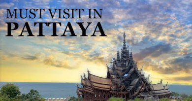 Unexplored Pattaya | Strolling Boulevard | Sanctuary of Truth | Vlog 18