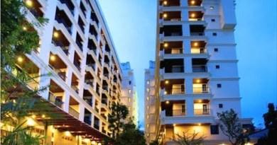 Thailand, Pattaya. Mike Garden Resort 4*