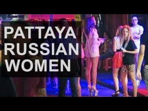 Beautiful Russian Females Of Pattaya Thailand 2020 👉 Pattaya Russian Freelancers Girls Video