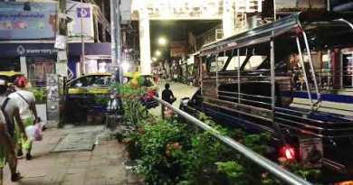 Soi Buakhao to Seashore Road Pattaya Stroll n Talk