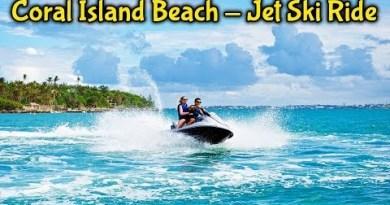 Loopy Jet Ski Scuttle in Pattaya Sea slide    Jet Ski Scuttle on Coral Island in Thailand