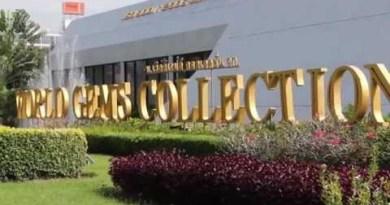 World Gemstones Series in Pattaya