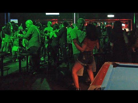 Within Pattaya's Nightclubs. Marine Disco (4K Uncut)