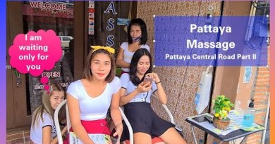 Pattaya Rubdown Retail outlets (Pattaya Central Avenue Space Part II) [2020]