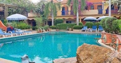 Rental for rent in East Pattaya  (Holland Tulip Resort, Pattaya ,Thailand)