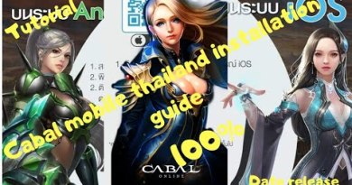 Cabal cell thailand set up handbook!! 100 percentsuccess