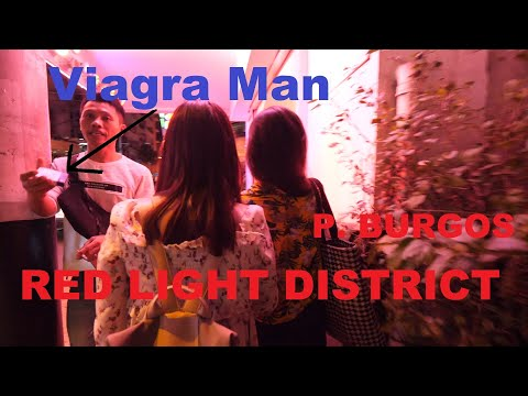OFFERED VIAGRA AT MANILA RED LIGHT DISTRICT – P. BURGOS MAKATI PHILIPPINES VLOG