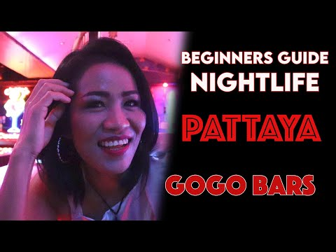Files to Pattaya Crimson Gentle Districts & Nightlife & Bars and GoGos