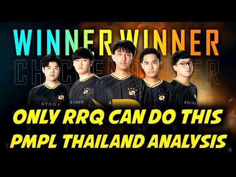 RRQ Anxious All americans   Secret Of RRQ Athena's Comeback In PMPL Thailand Gigantic Finals