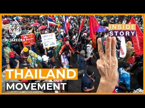 Huge demonstrations grip Thailand | Internal Chronicle