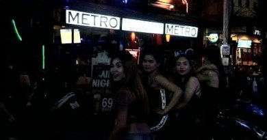SOI LK METRO & SOI BUAKHAO early evening recede, PATTAYA NIGHTLIFE