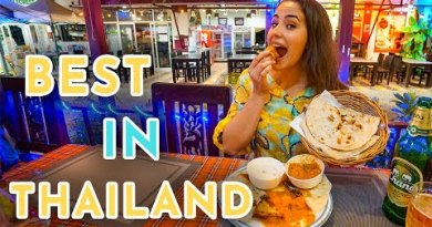 BEST Indian Food in Thailand!