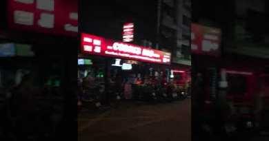 On 5. October BE 2563 2020 8 pm soi 6 Pattaya Thailand
