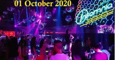 Pattaya Walking street Club Insomnia 1 October 2020