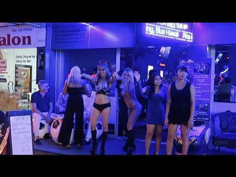 Pattaya Night Scenes – November 2015