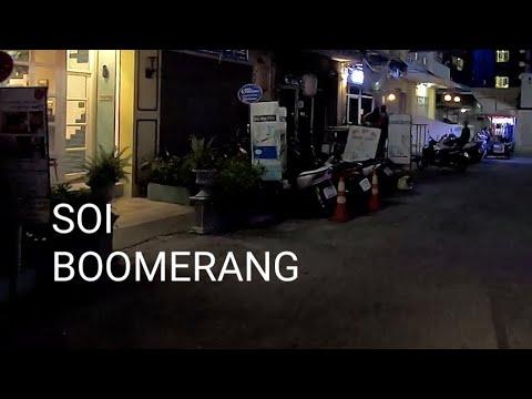 The Upward push of Soi Boomerang & Pattaya Soi 15