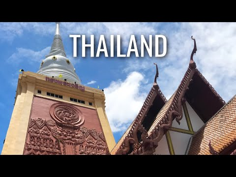 First Week in Thailand – Bangkok and Pattaya Metropolis