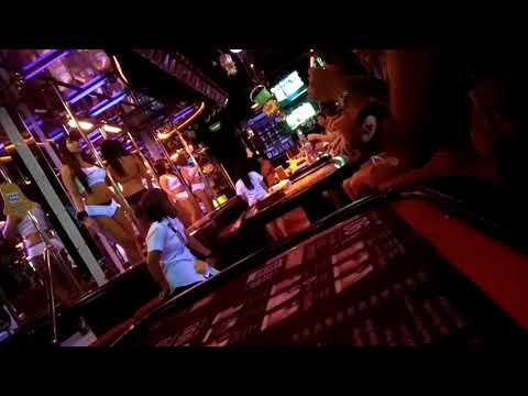 (Interior of Move-Move Bars) Pattaya Walking Facet road Move-Move Bars – Pattaya Nightlife