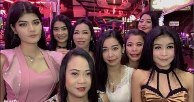 Pattaya night are residing soi made in Thailand