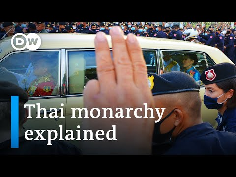 Who's Thailand's King and what enact protesters desire from him? | DW News