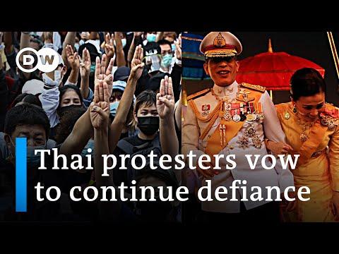 Democratic switch in Thailand? | DW Recordsdata