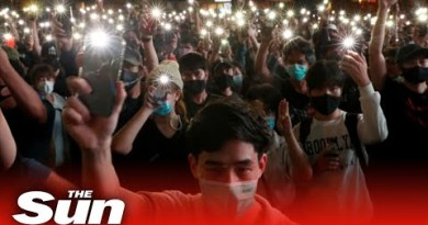 Stay: Hundreds of anti-authorities protesters win in Thailand