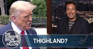 Trump Mispronounces Thailand, Backs NRA | TheTonightDisclose