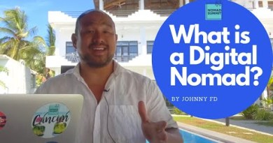What is a Digital Nomad   Johnny FD