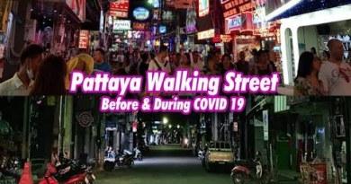 Pattaya Strolling Aspect road Nightlife October 2019 I Nightlife After Corona Virus's construct October 2020
