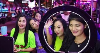 Youtube Live Streams Put Pattaya Beer Bars