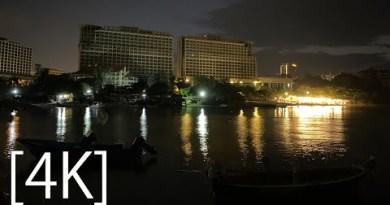 Pattaya 4K Race 2020 Nov 3.Naklua soi12 to Pattaya Fishing Dock