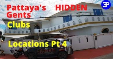 Pattaya's HIDDEN Gentlemen's Ingesting Clubs,   Locations Pt 4