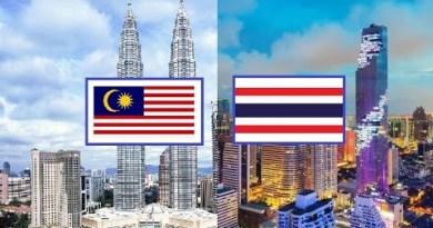 Bangkok, Thailand VS Kuala Lumpur, Malaysia 2020 (HD)