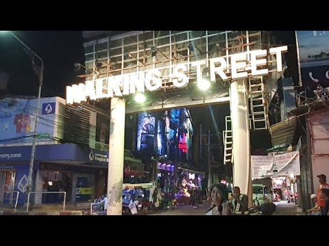Is it the Foundation of the discontinue 4 Pattaya's Notorious Strolling Avenue, Empty too restful provoking 5..11.2020