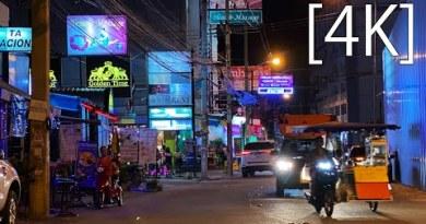 Pattaya 4K Stroll 2020 Sep 30 Soi Honey.SoiBua Khao.2nd Road.