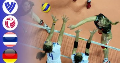 Thailand vs. Germany – Chubby Match | Females's Volleyball World Spacious Prix 2016
