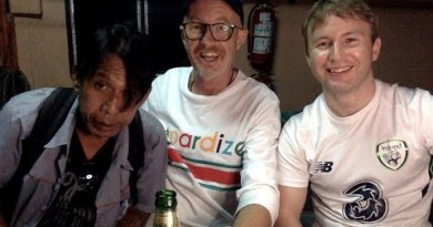 The Pete & Dave Expose (Reside from Bangkok Thailand)