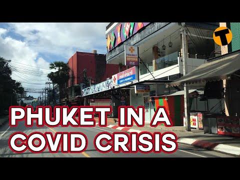 Phuket in a Covid crisis