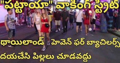 Pattaya Evening Lifestyles & Strolling boulevard in Thailand #Pattaya #WalkingStreet #PattayaWalkingStreet