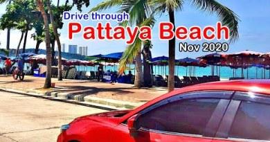 Pattaya Beach Road | Drive via Pattaya | Pattaya This day | Lumber in Thailand