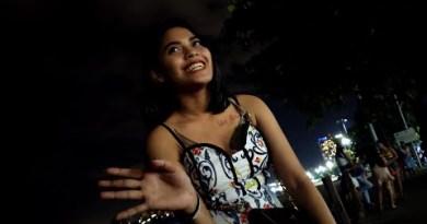 Thailand Pattaya Coastline Avenue Ladies-17