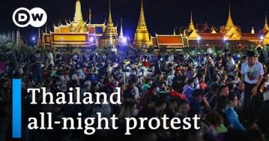 Thailand: Anti-authorities bid in Bangkok draws huge crowd   DW News