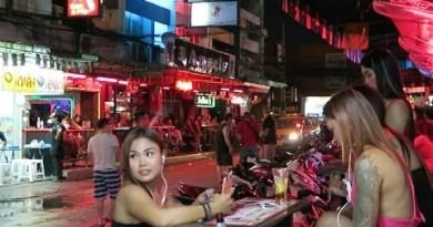 Pattaya Night time Scenes – 2018