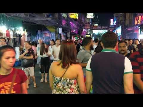 Pattaya – Strolling facet toll road