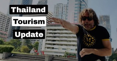 Thailand Tourism Update – Bangkok Information – 60 Seconds in Thailand