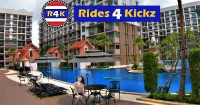 Pattaya Luxury Property Tour – Huge Condominium Complex