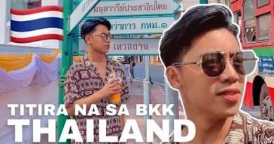 BUMALIK KAMI SA BANGKOK THAILAND #LostInThailand Ep. 4  |  Benedix Ramos