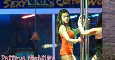 Pattaya nightlife Throughout coronavirus November 2020 clup celebration and walking Avenue Pattaya at the glossy time